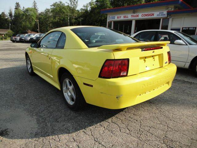 2003 Ford Mustang Base 2dr Coupe - Pawling NY