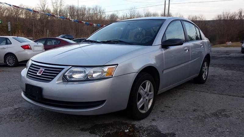 2006 Saturn Ion 2 4dr Sedan w/Automatic - Pawling NY