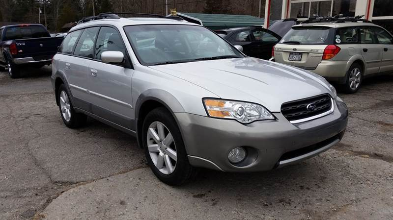 2006 Subaru Outback 2.5i Limited AWD 4dr Wagon (2.5L H4 5M) - Pawling NY