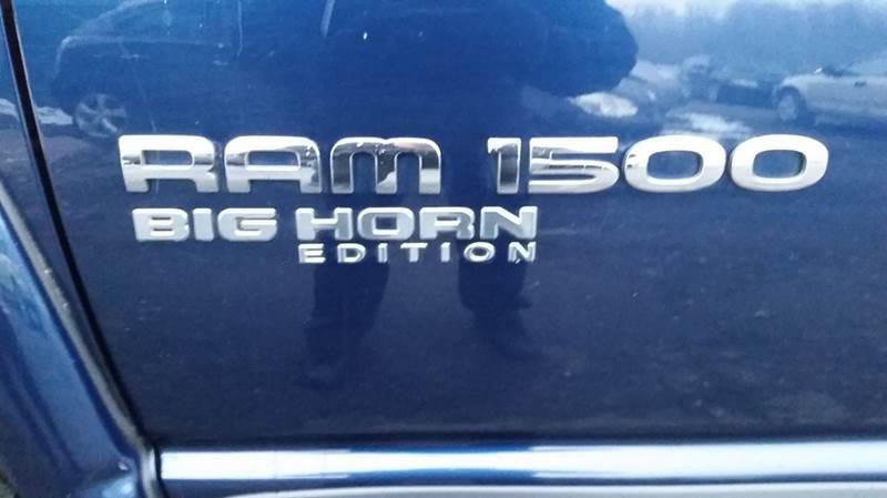 2006 Dodge Ram Pickup 1500 SLT 4dr Quad Cab 4WD SB - Pawling NY