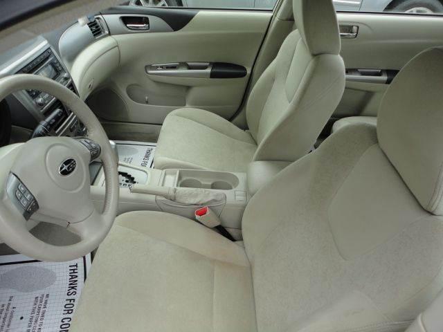 2008 Subaru Impreza 2.5i Premium Package AWD 4dr Sedan 4A w/VDC - Pawling NY