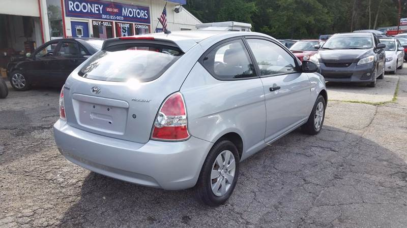 2009 Hyundai Accent 2dr Hatchback 5M - Pawling NY