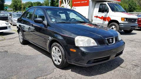 2005 Suzuki Forenza for sale in Pawling, NY