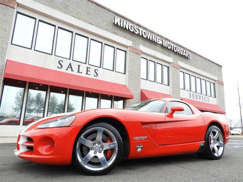 2006 Dodge Viper For Sale In Manassas, VA