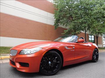 2015 BMW Z4 for sale in Manassas, VA
