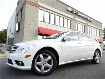2008 Mercedes-Benz R-Class for sale in Manassas, VA