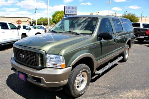 2004 Ford Excursion For Sale In Lubbock Tx