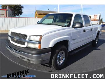 2003 Chevrolet Silverado 1500 For Sale Lubbock Tx