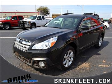 2014 Subaru Outback for sale in Lubbock, TX