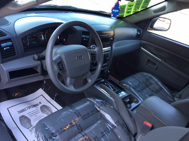 2007 Jeep Grand Cherokee Laredo 4dr SUV 4WD - Phillipsburg NJ