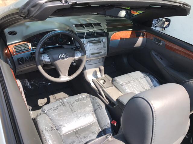 2007 Toyota Camry Solara SLE V6 2dr Convertible - Phillipsburg NJ