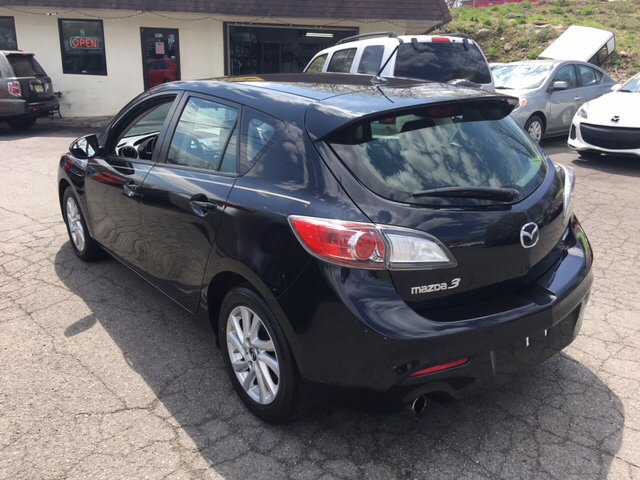 2013 Mazda MAZDA3 i Touring 4dr Hatchback 6A - Phillipsburg NJ
