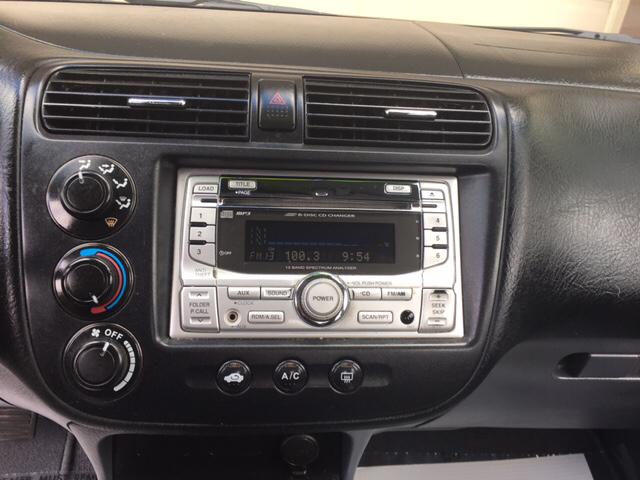 2005 Honda Civic LX Special Edition 4dr Sedan - Phillipsburg NJ
