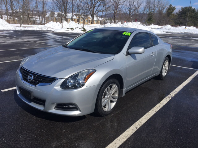 2012 Nissan Altima 2.5 S 2dr Coupe CVT - Phillipsburg NJ