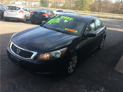 2009 Honda Accord for sale in Phillipsburg, NJ