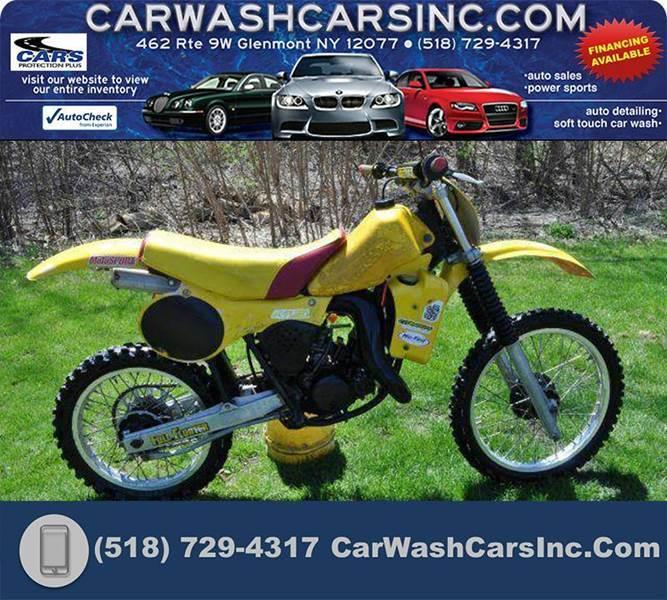 1982 Suzuki RM 125  - Glenmont NY