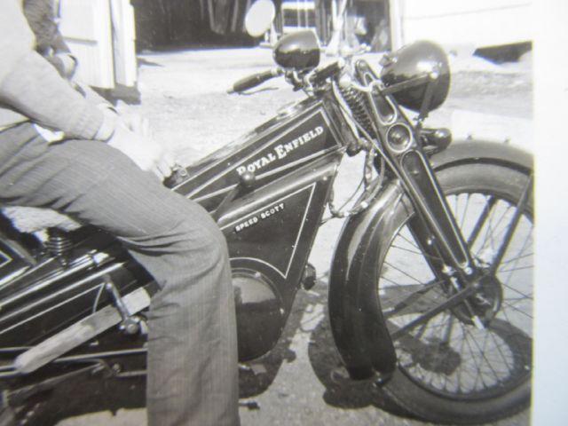 1936 ROYAL ENFIELD CYCAR  - Glenmont NY