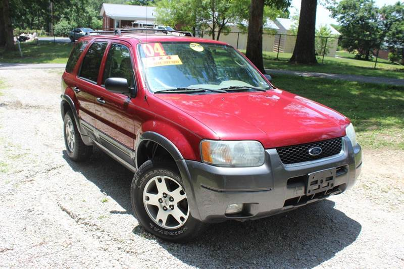 2004 Ford Escape XLT 4WD 4dr SUV - Ashland KY