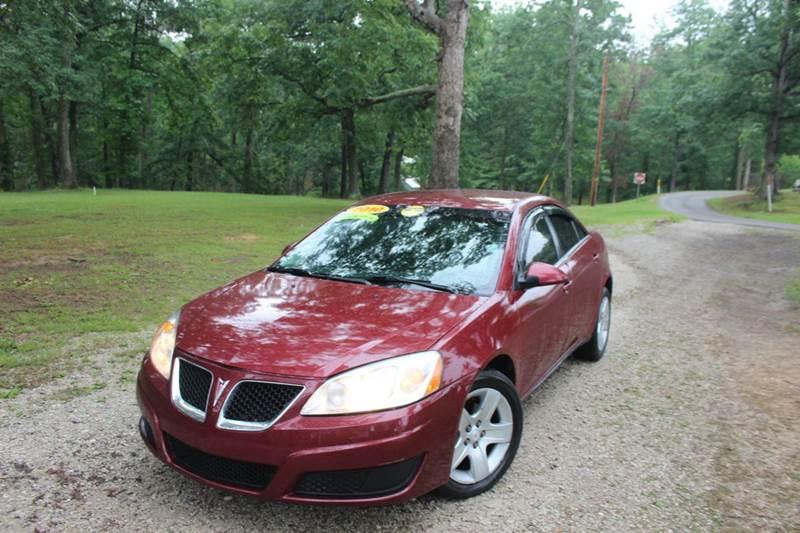2010 Pontiac G6 4dr Sedan w/1SE - Ashland KY