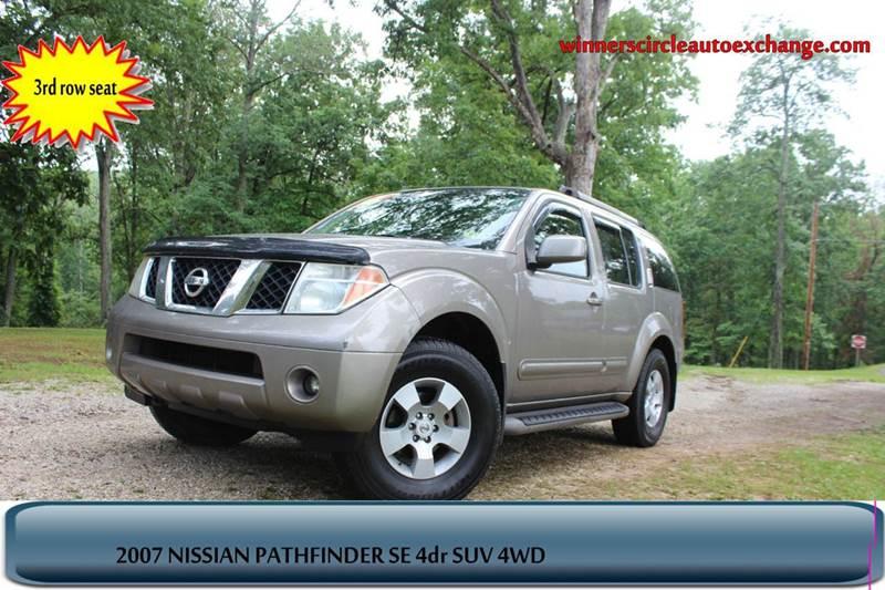 2007 Nissan Pathfinder SE 4dr SUV 4WD - Ashland KY