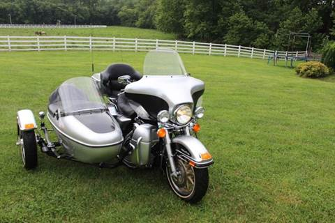 2003 Harley-Davidson FLH Ultra Classic w/side car