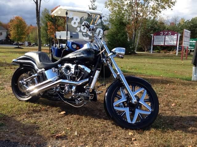 2000 Harley-Davidson Custom