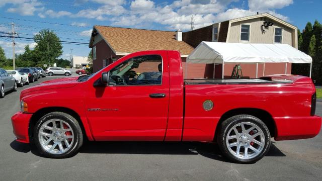 2005 Dodge Srt-10 Viper