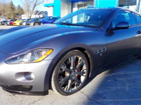 2011 Maserati S Granturismo Carbon Fiber Pac