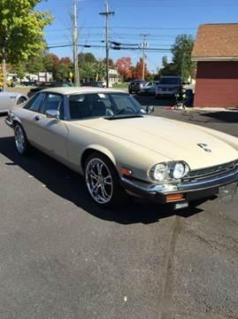 1984 Jaguar Xjs He