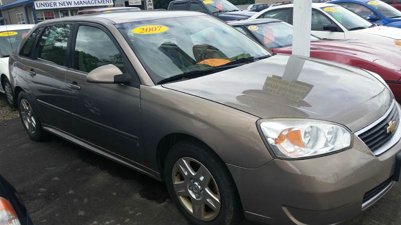 2007 chevrolet malibu maxx lt 4dr hatchback in corning ny. Black Bedroom Furniture Sets. Home Design Ideas