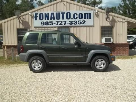 2007 Jeep Liberty for sale in Mandeville, LA