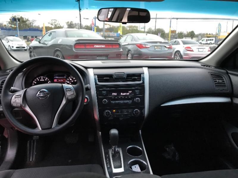 2014 Nissan Altima 2.5 S 4dr Sedan - Austin TX