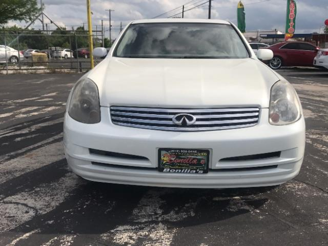 2003 Infiniti G35 Luxury 4dr Sedan w/Leather - Austin TX