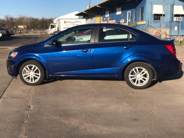 2013 Chevrolet Sonic LT Auto 4dr Sedan - Austin TX
