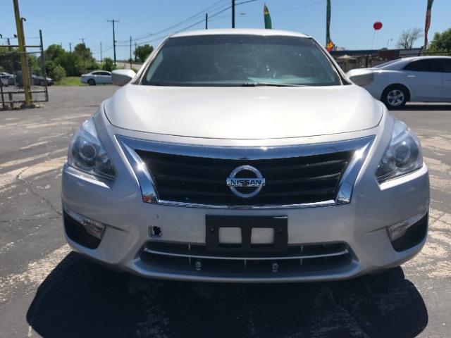 2015 Nissan Altima 2.5 S 4dr Sedan - Austin TX