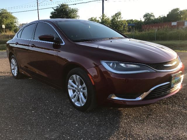 2016 Chrysler 200 Limited 4dr Sedan - Austin TX