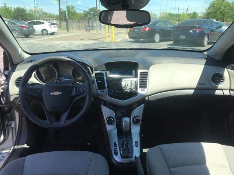 2015 Chevrolet Cruze 1LT Auto 4dr Sedan w/1SD - Austin TX