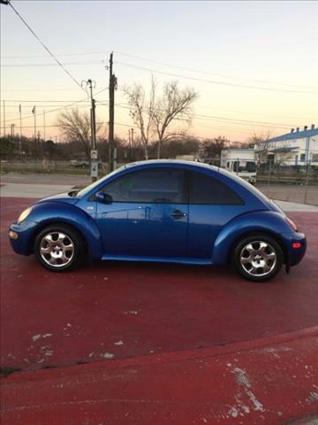 2002 Volkswagen New Beetle for sale in Austin, TX