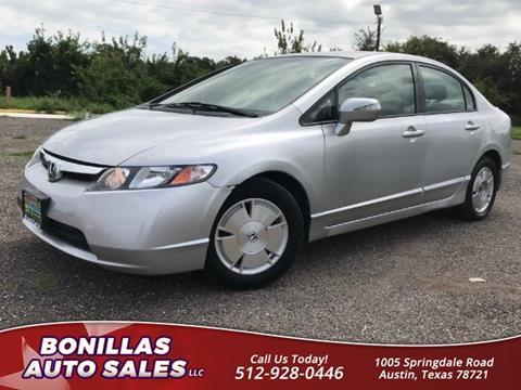 2008 Honda Civic for sale in Austin, TX