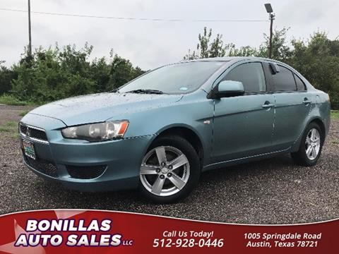 2008 Mitsubishi Lancer for sale in Austin, TX