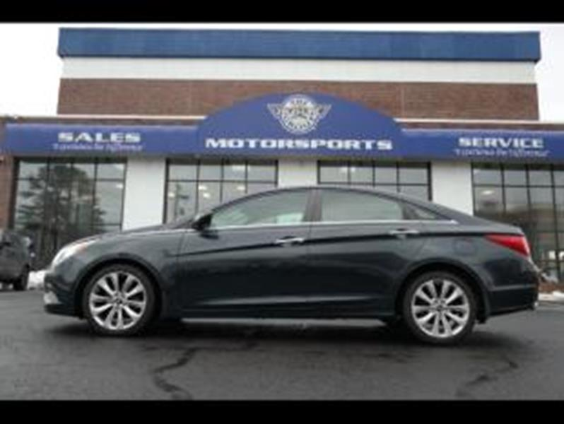 Hyundai for sale in lowell ma for Motor vehicle lowell ma