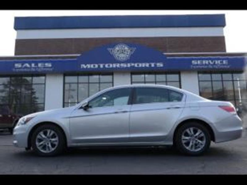 2011 Honda Accord For Sale In Massachusetts Carsforsale Com
