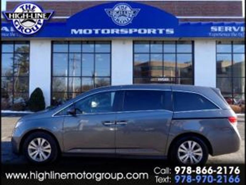 Honda odyssey for sale in lowell ma for Motor vehicle lowell ma