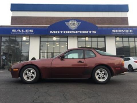 1986 Porsche 944 for sale in Lowell, MA