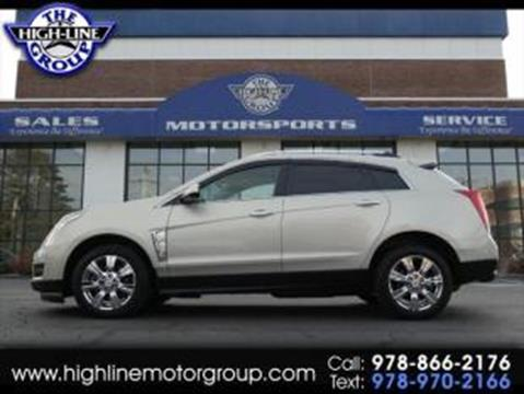 Cadillac Srx For Sale In Massachusetts Carsforsale Com