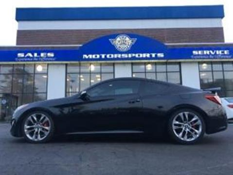 2014 Hyundai Genesis Coupe for sale in Lowell, MA