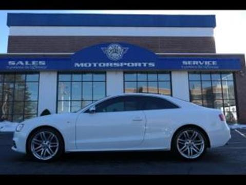 2015 Audi S5 for sale in Lowell, MA