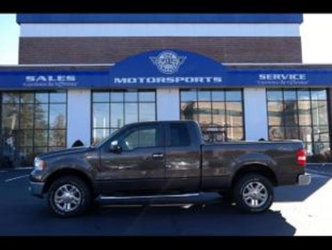 Used ford trucks for sale in lowell ma for Motor vehicle lowell ma