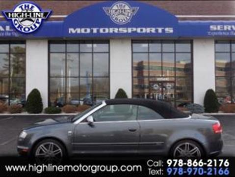 2008 Audi RS 4 for sale in Lowell, MA