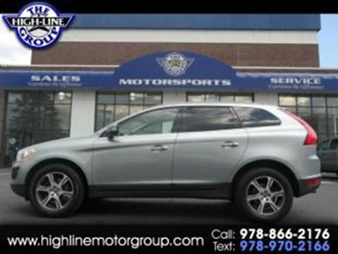 2013 Volvo XC60 for sale in Lowell, MA